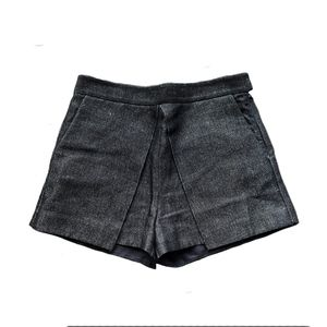 MICHAEL KORS ARCHITECTURAL DENIM SHORT